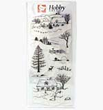 SO: Country Scenes (Hobby Art Clear Stamps)
