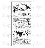 SO: Hobby Art Stamp Set - Country Walk