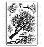 Hobby Art Stamp Set - Tree Set