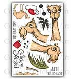 Hobby Art Stamp Set - CAMEL Ye Faithful
