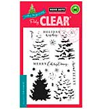 SO: Hero Arts Clear Stamps - Colour Layering Christmas Tree