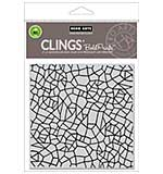 PRE: Hero Arts Cling Stamps - Irregular Grid Bold Prints