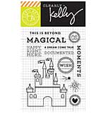 PRE: Kelly Purkey Clear Stamps - Magical