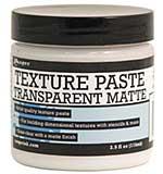 Ranger Texture Paste Transparent Matte 4oz