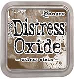 Tim Holtz Distress Oxides Ink Pad - Walnut Stain