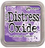 Tim Holtz Distress Oxides Ink Pad - Wilted Violet