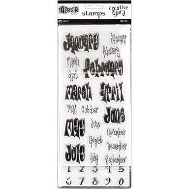 SO: Dyan Reaveley\'s Dylusions Creative Dyary Stamp Set