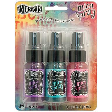 SO: Dylustions Mica Sprays 1oz