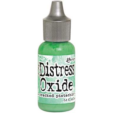 Tim Holtz Distress Oxides Reinkers - Cracked Pistachio