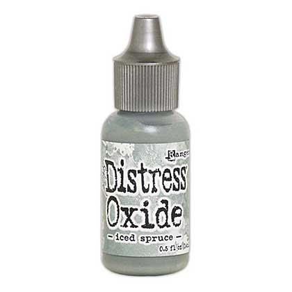 SO: Tim Holtz Distress Oxides Reinkers - Iced Spruce