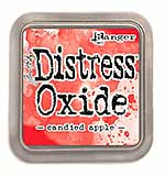 NEW COLOUR Tim Holtz Distress Oxides Ink Pad - Candied Apple