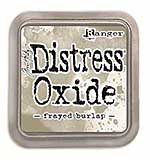 PRE: NEW COLOUR Tim Holtz Distress Oxides Ink Pad - Frayed Burlap