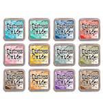 Tim Holtz Distress Oxides  Fullsize Inkpad Set #1 (12 Colours) [OX1702]