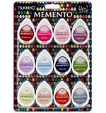 Memento Dew Drops 12pk - Sorbet Scoops (Dye Ink Pads)