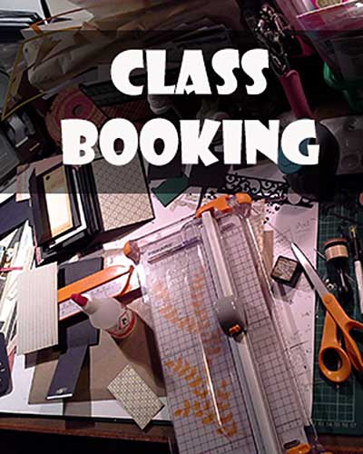 CLASS 3103 - Sir Stampalot Crafting Weekend