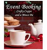 EVENT 0212 - Crafty Cuppa & Mince Pie