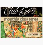 CLASS 1205 - Club G45 - Monthly Class - May