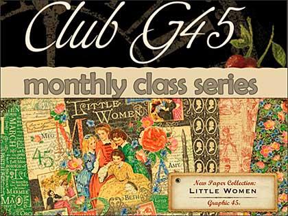 CLASS 1205 - Club G45 - Monthly Class Series