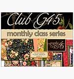 CLASS 0906 - Club G45 - Monthly Class - June