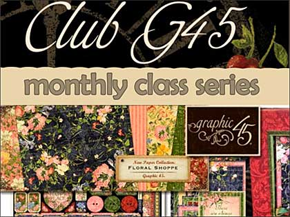 CLASS 0906 - Club G45 - Monthly Class Series