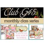 CLASS 0707 - Club G45 - Monthly Class - July