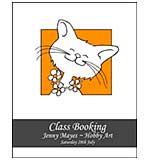 CLASS 2807 - Jenny Mayes from Hobby Art