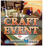CLASS 1611 - Sir Stampalot Autumn Crafting Event Weekender
