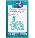 Sweet Dixie Cutting Die Set - Bunny Rabbit