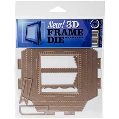 Art Impressions Die - 3D Frame