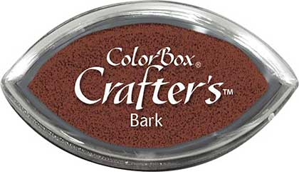 SO: ColorBox Crafters Cats Eye Ink Pad - Bark