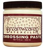 Dreamweaver Embossing Paste 8oz