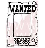 SO: Woodware Clear Stamps - Wanted!