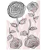 Woodware Clear Stamps - Ranunculus