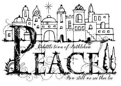 Woodware Clear Singles - Bethlehem Palace