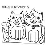 Woodware Clear Singles - Cats Whiskers