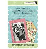 Merryweather Collection - Die Cut Mat Paper Pad - K and Company