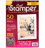 Craft Stamper Magazine - November 2015