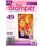 SO: Craft Stamper Magazine - March 2016