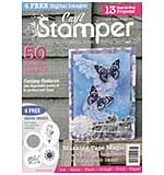 Craft Stamper Magazine - August 2016