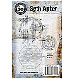 Seth Apter Cling Rubber Stamps - Solar System