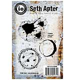 Seth Apter Cling Rubber Stamps - Ink Spots