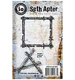 Seth Apter Cling Rubber Stamps - Cross Hatch