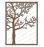 IO Cutting Dies - Bare Winter Tree Frame