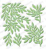 IO Cutting Dies - Leafy Foliage Set (5 dies)