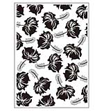 Crafts Too Embossing Folder - Tropical Flowers
