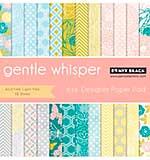 Penny Black Paper Pad 6x6 48pk - Gentle Whisper