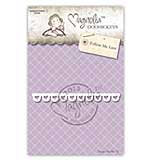 SO: Magnolia DooHickey Cutting Dies -  WWW14 Follow Me Lace Edge