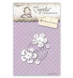 Magnolia DooHickey Cutting Dies -  WWW14 Follow Me Flowers