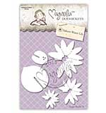 SA15 Magnolia DooHickey Cutting Dies - Sakura Water Lily