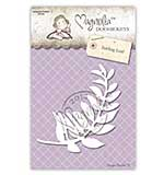 SO: Magnolia DooHickey Cutting Dies -  WWW14 Surfing Leaf